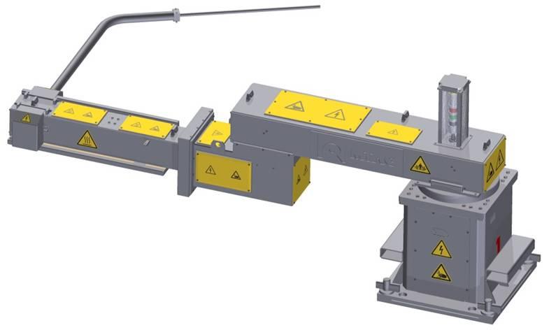 Productos - Equipamiento periférico para mejorar la seguridad en las acerías