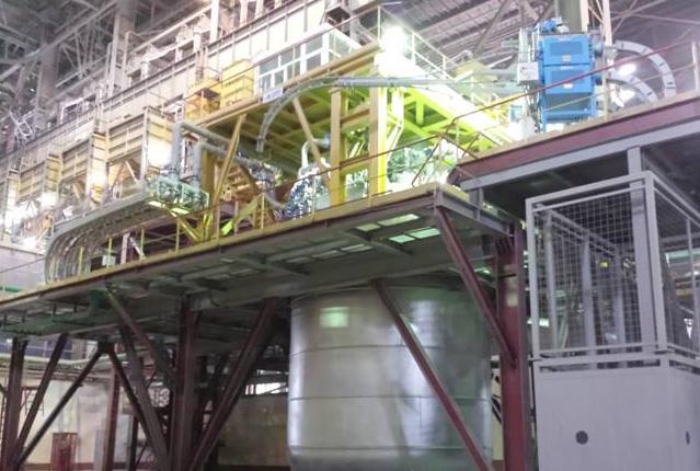 Productos - Plantas desgasificadoras para siderurgia